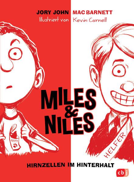 Miles & Niles - Hirnzellen im Hinterhalt - Coverbild