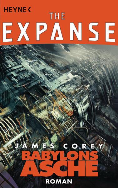 Babylons Asche - Coverbild