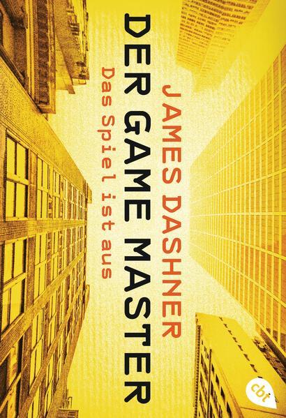 Der Game Master - Das Spiel ist aus - Coverbild