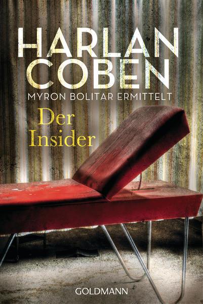 Der Insider - Myron Bolitar ermittelt - Coverbild