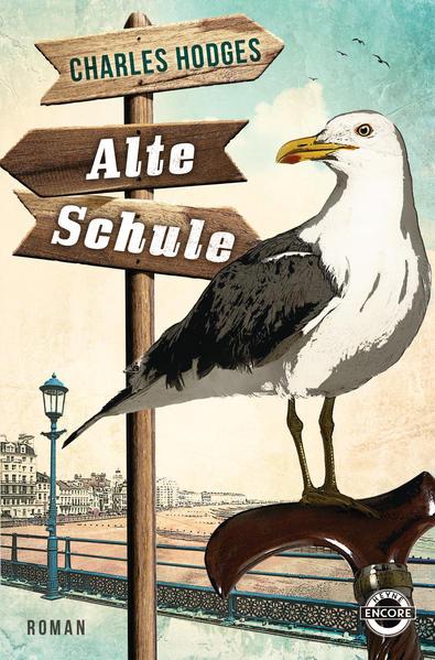 Alte Schule - Coverbild
