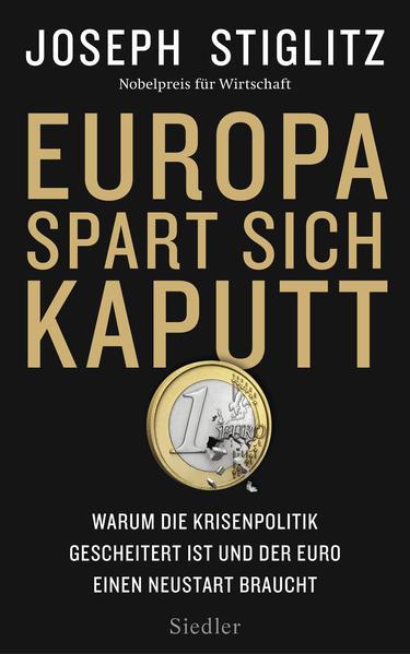 Europa spart sich kaputt - Coverbild