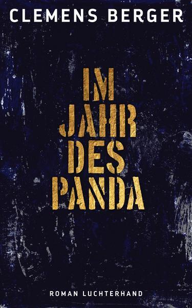 Im Jahr des Panda - Coverbild