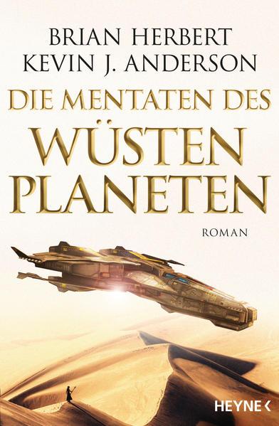 Die Mentaten des Wüstenplaneten - Coverbild