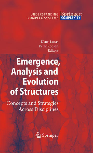 Emergence, Analysis and Evolution of Structures - Coverbild
