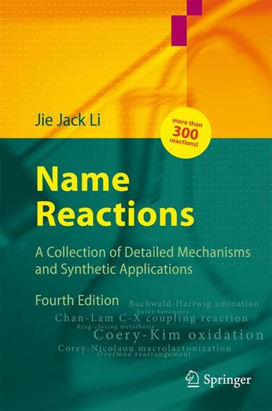 Name Reactions - Coverbild