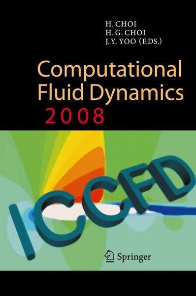 Computational Fluid Dynamics 2008 - Coverbild