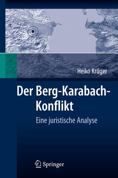 Der Berg-Karabach-Konflikt - Coverbild