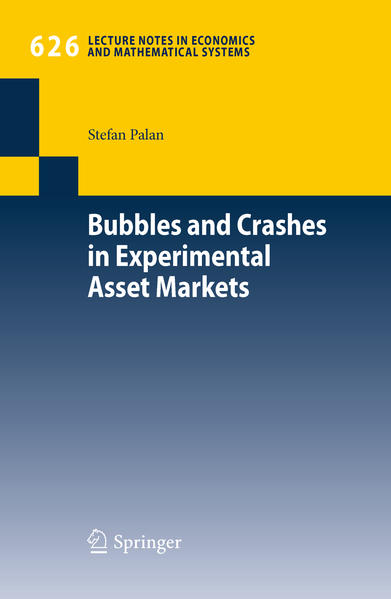 Bubbles and Crashes in Experimental Asset Markets - Coverbild