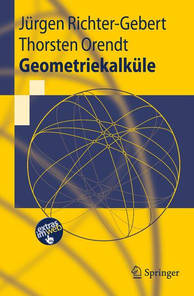 Geometriekalküle - Coverbild