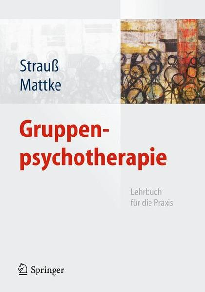 Gruppenpsychotherapie - Coverbild