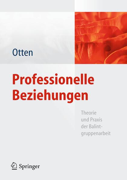 Professionelle Beziehungen - Coverbild
