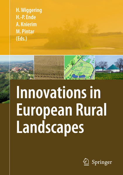 Innovations in European Rural Landscapes - Coverbild