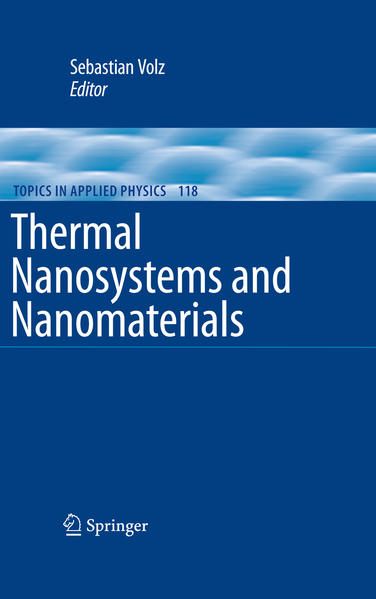 Thermal Nanosystems and Nanomaterials - Coverbild