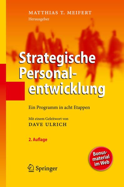 Strategische Personalentwicklung - Coverbild