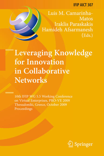 Leveraging Knowledge for Innovation in Collaborative Networks - Coverbild