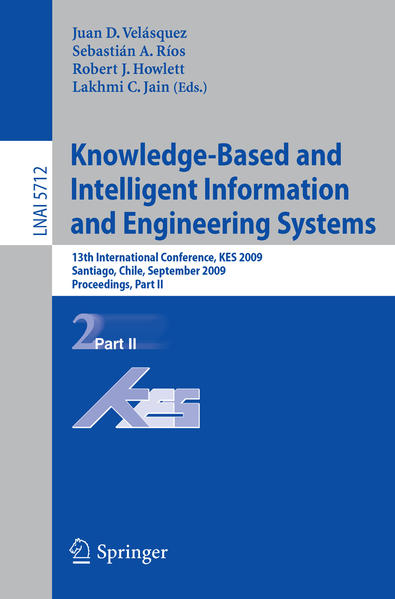 Knowledge-Based and Intelligent Information and Engineering Systems - Coverbild