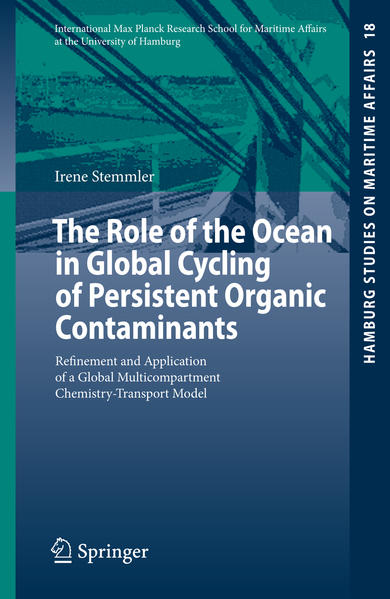 The Role of the Ocean in Global Cycling of Persistent Organic Contaminants - Coverbild