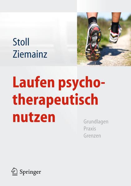 Laufen psychotherapeutisch nutzen - Coverbild