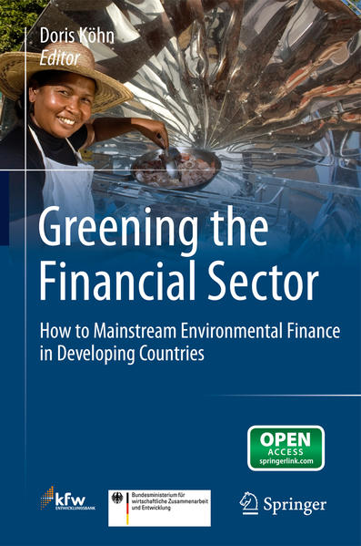 Greening the Financial Sector - Coverbild