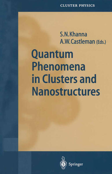 Quantum Phenomena in Clusters and Nanostructures - Coverbild