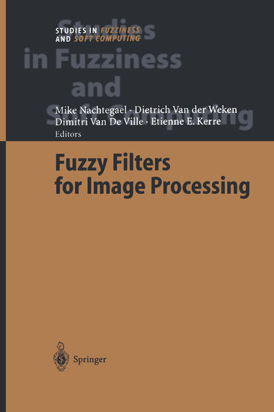 Fuzzy Filters for Image Processing - Coverbild
