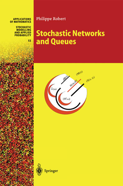 Stochastic Networks and Queues - Coverbild