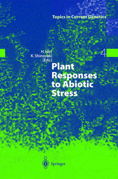 Plant Responses to Abiotic Stress - Coverbild