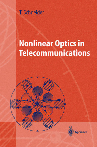 Nonlinear Optics in Telecommunications - Coverbild