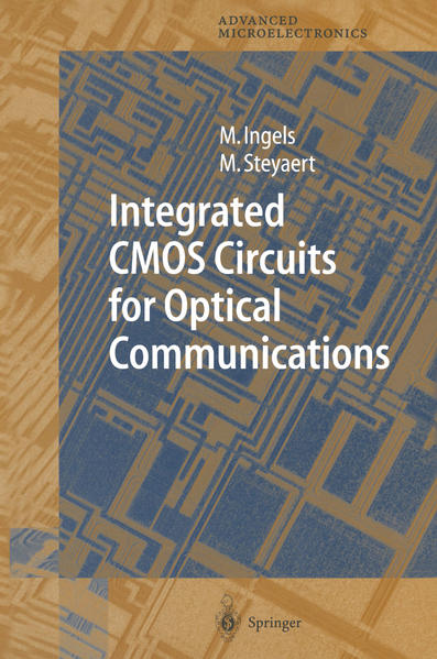 Integrated CMOS Circuits for Optical Communications - Coverbild