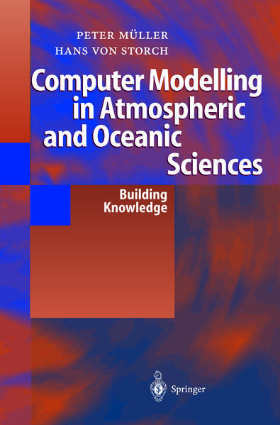 Computer Modelling in Atmospheric and Oceanic Sciences - Coverbild