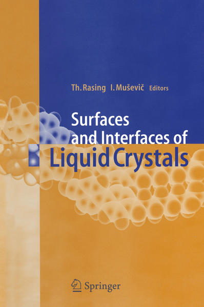 Surfaces and Interfaces of Liquid Crystals - Coverbild