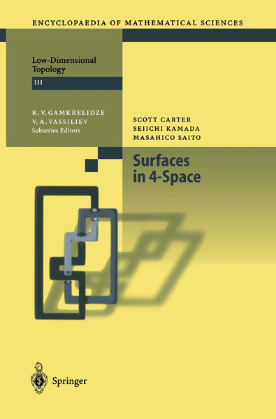Surfaces in 4-Space - Coverbild