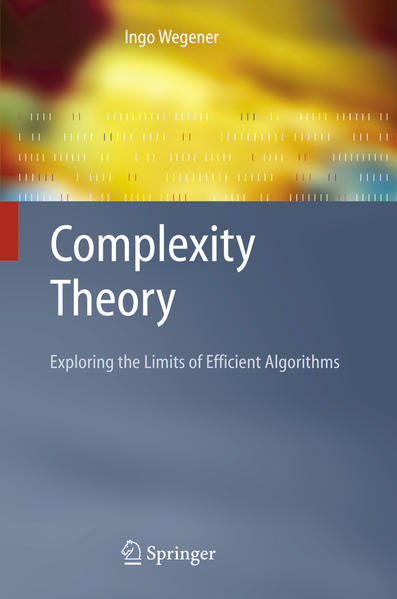 Complexity Theory - Coverbild