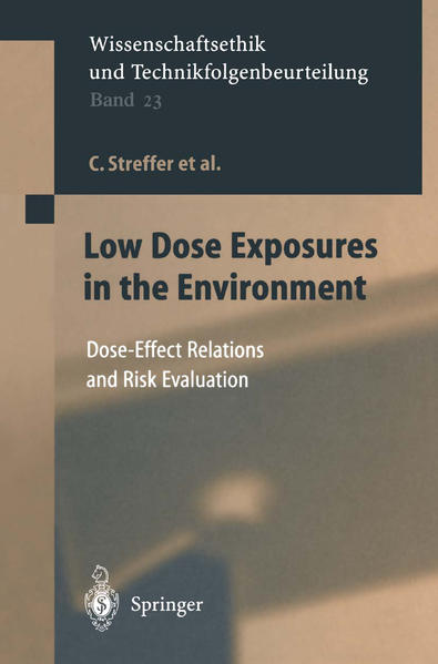 Low Dose Exposures in the Environment - Coverbild