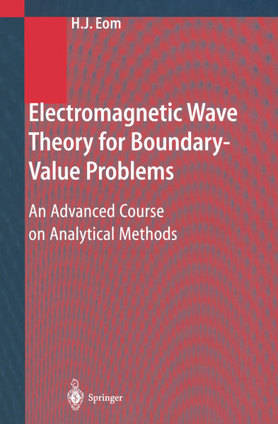 Electromagnetic Wave Theory for Boundary-Value Problems - Coverbild