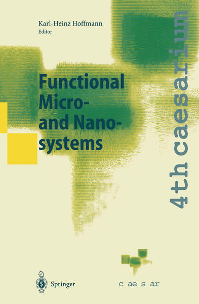 Functional Micro- and Nanosystems - Coverbild