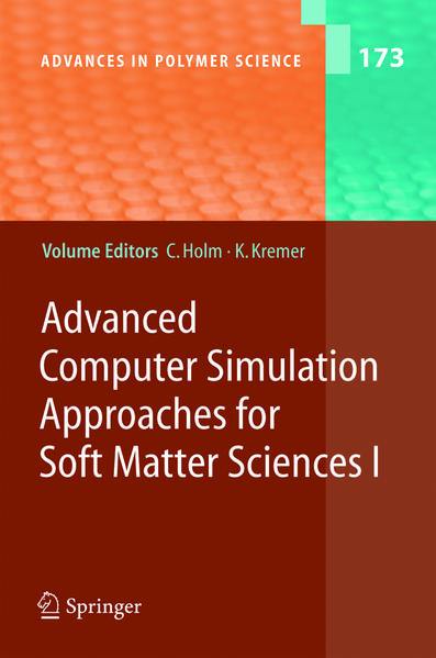 Advanced Computer Simulation Approaches for Soft Matter Sciences I - Coverbild