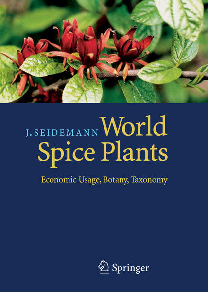 World Spice Plants - Coverbild