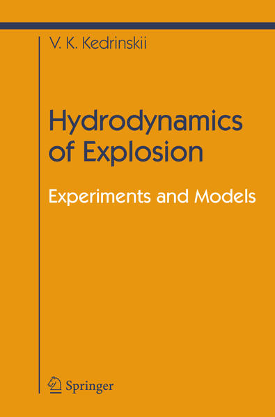 Hydrodynamics of Explosion - Coverbild