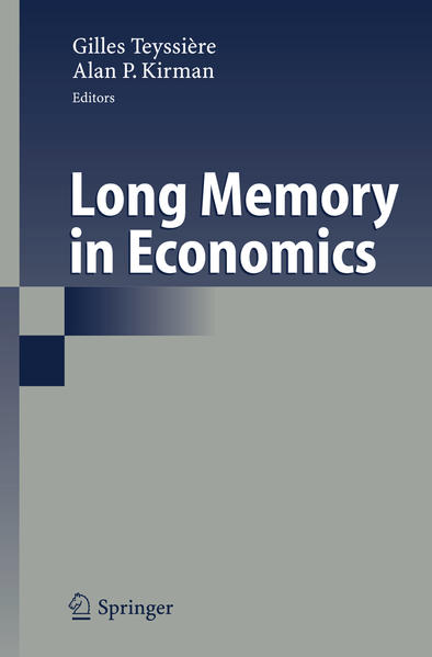 Long Memory in Economics - Coverbild