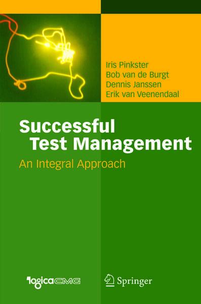 Successful Test Management - Coverbild