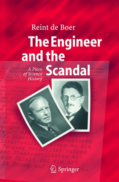 The Engineer and the Scandal - Coverbild