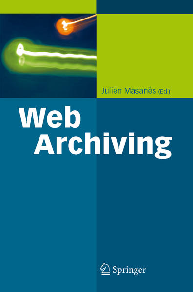 Web Archiving - Coverbild
