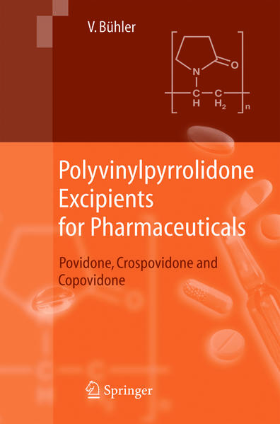 Polyvinylpyrrolidone Excipients for Pharmaceuticals - Coverbild