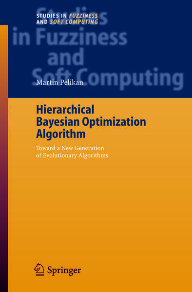 Hierarchical Bayesian Optimization Algorithm - Coverbild