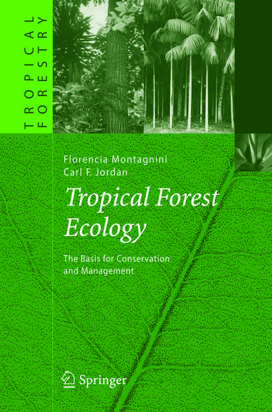 Tropical Forest Ecology - Coverbild