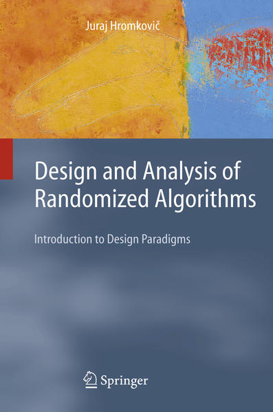 Design and Analysis of Randomized Algorithms - Coverbild