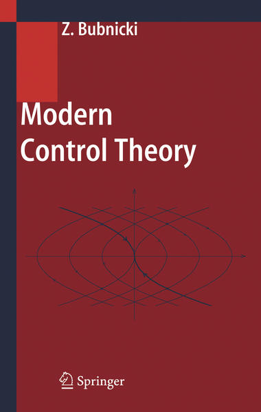Modern Control Theory - Coverbild