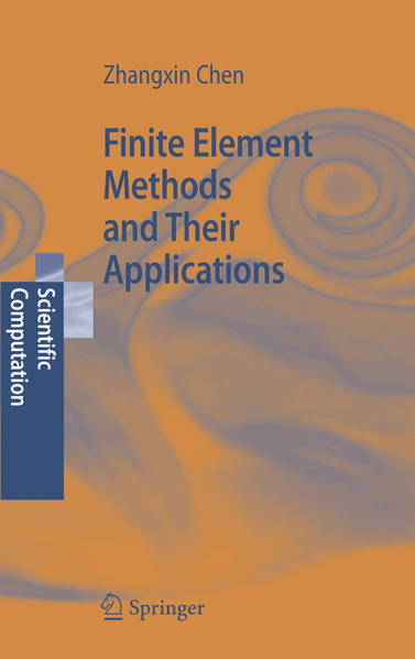 Finite Element Methods and Their Applications - Coverbild